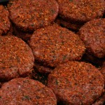Peppered Burgers
